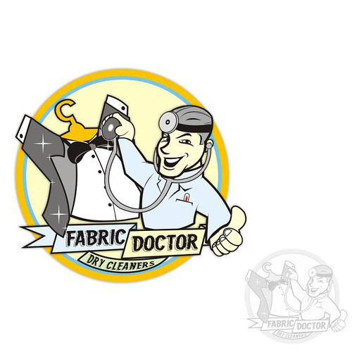 Create a Fun, Inviting and Trustful Logo for a Dry Cleaners!