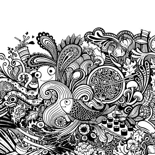 Big Doodle Story