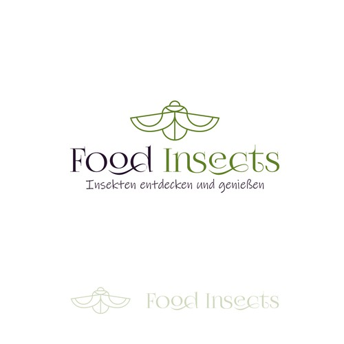 Food Insects -  contest entry