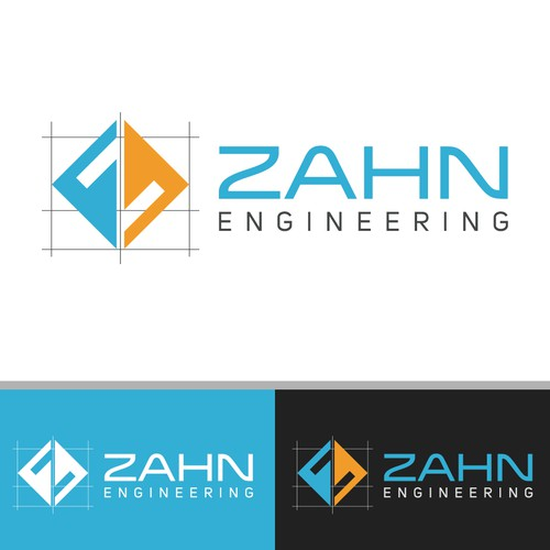 Logo Concept for Civil Engineering Firm