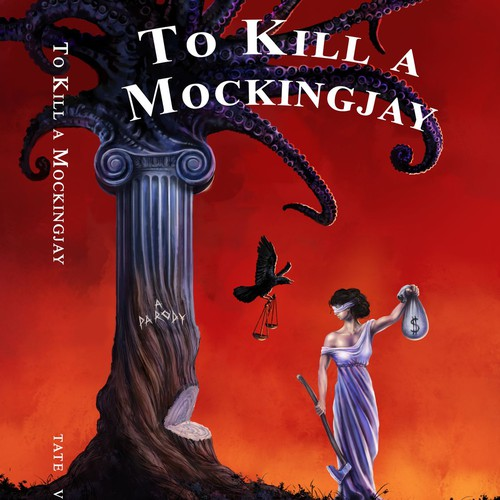 book cover for To Kill A Mockingjay by Tate Volino