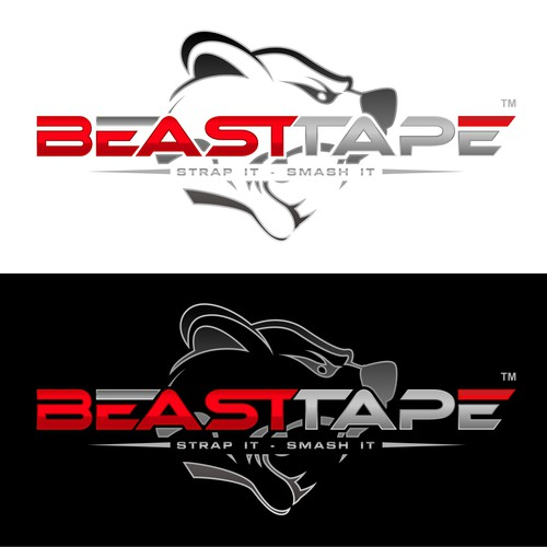 """Create an Impactuful Logo """"Beast Tape"""" for the Master of Muscle Brand"""