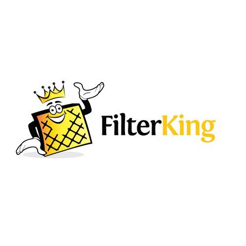 FilterKing.com logo design contest