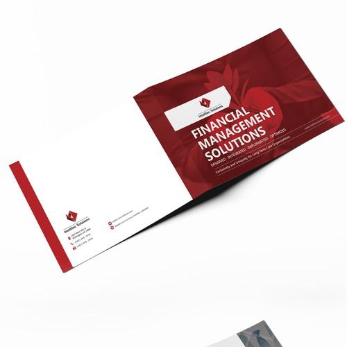 B2B brochure
