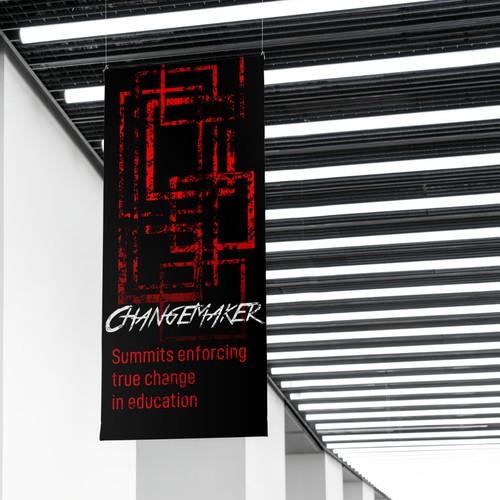 Savage logo for ChangeMaker Summits