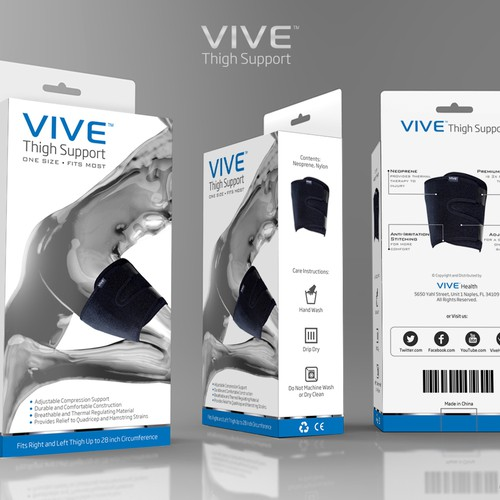 VIVE Thigh Support