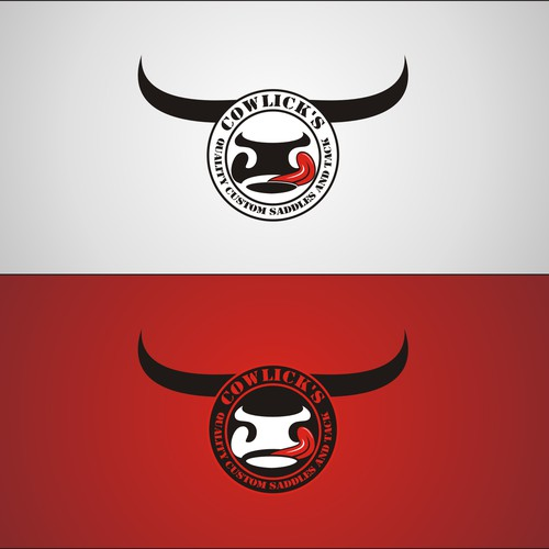 Create the next logo for CowLick's