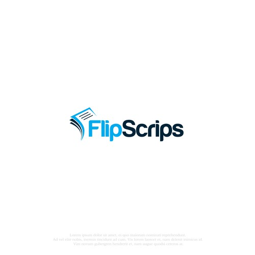 Logo for FlipScrips