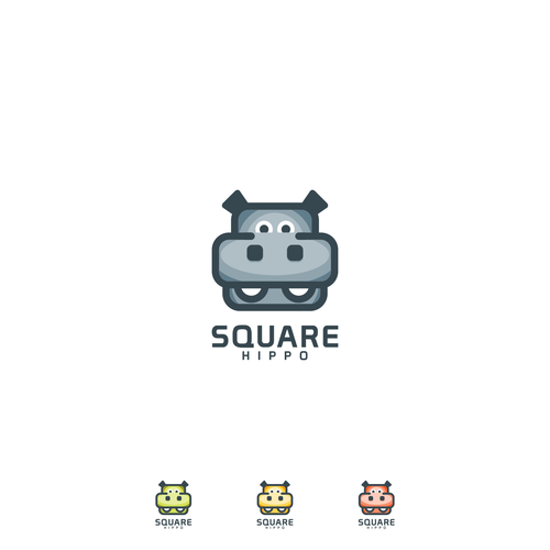 Square Hippo