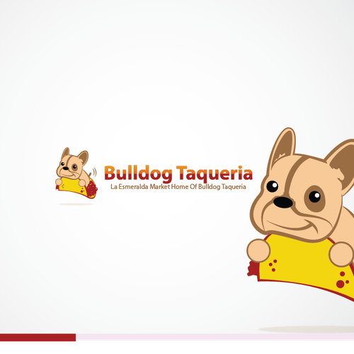 Help Bulldog Taqueria    with a new logo