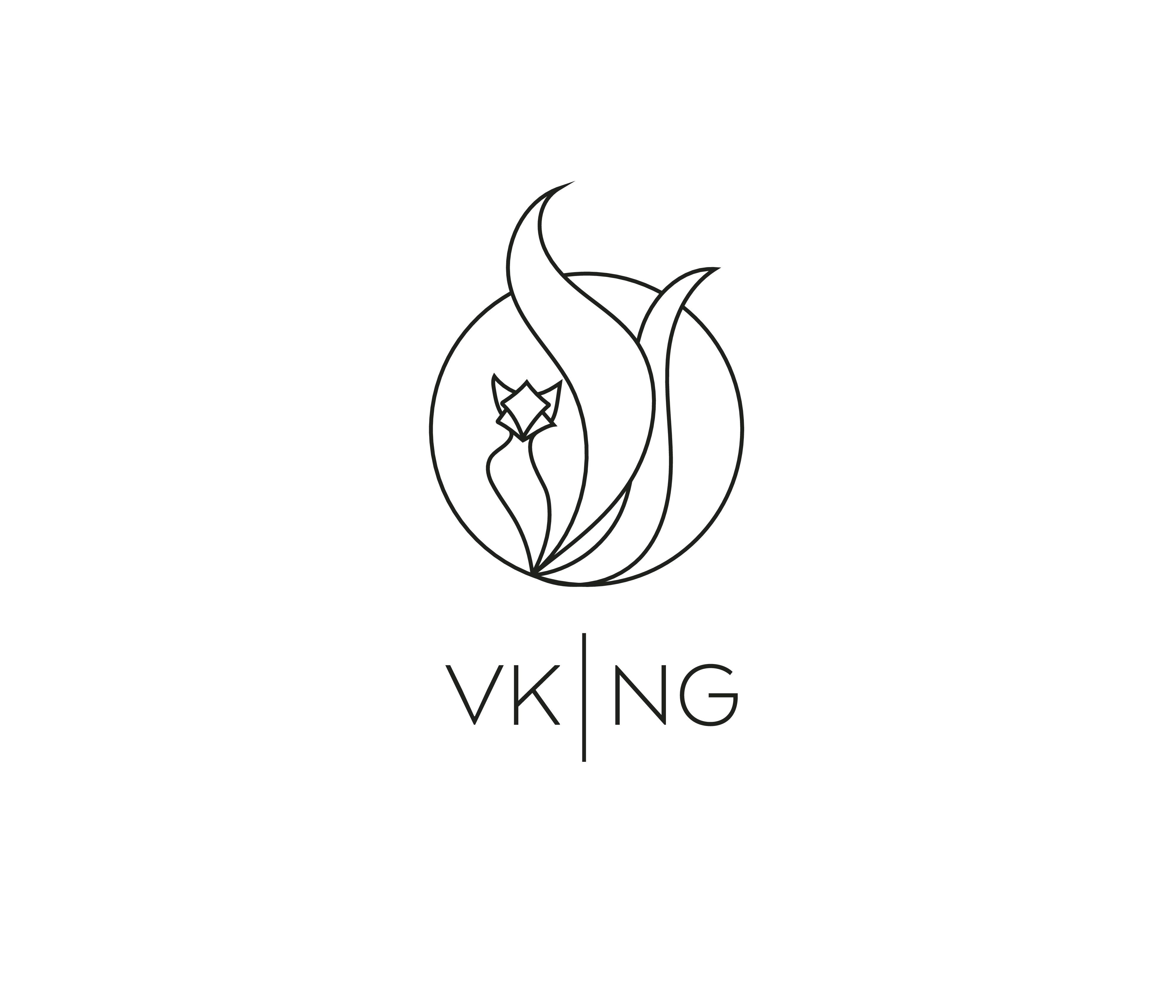 Modern and minimalistic logo for premium female label