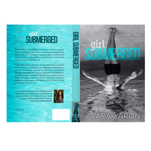 cover Girl Submerged
