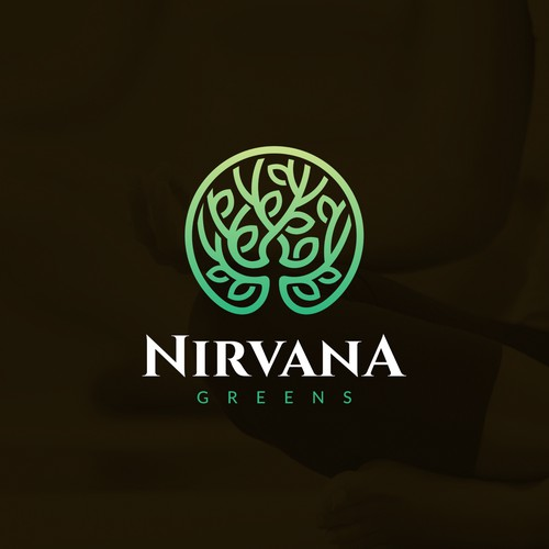 Logo for Nirvana Greens