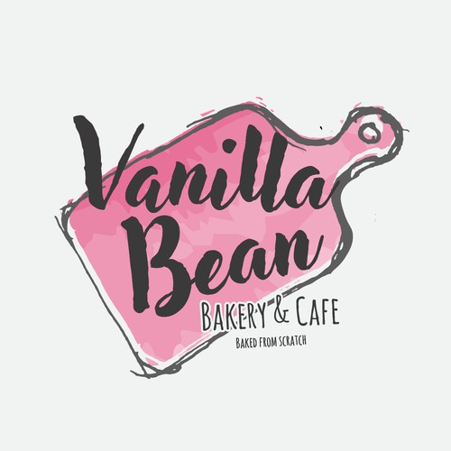 Bakery and Cafe Logo