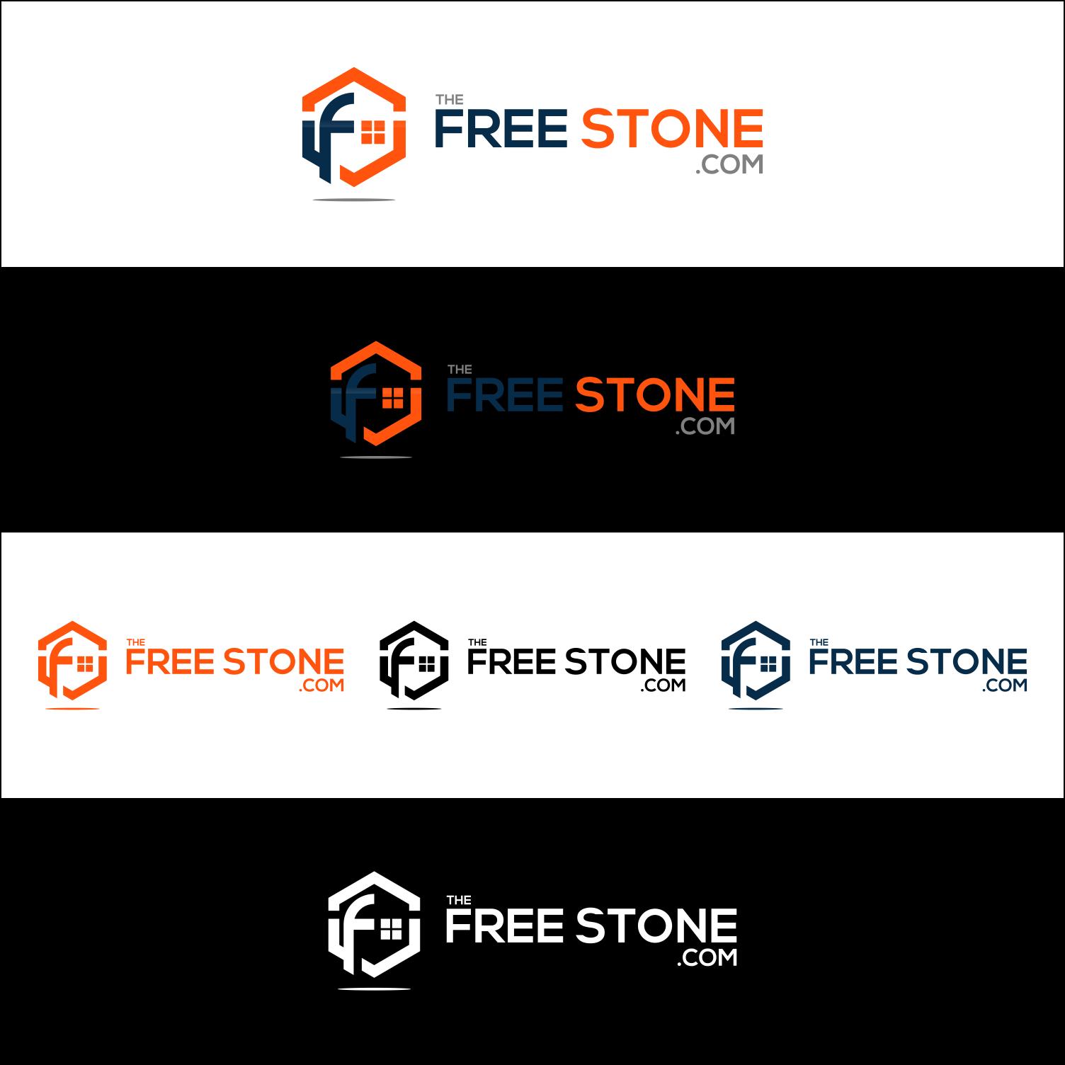 Create a modern logo for FreeStone.