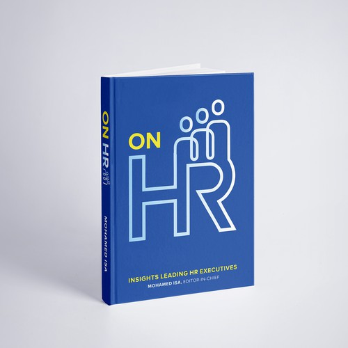 """Design the Book Cover of """"On HR"""