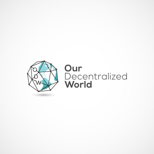 Our Decentralized World Logo
