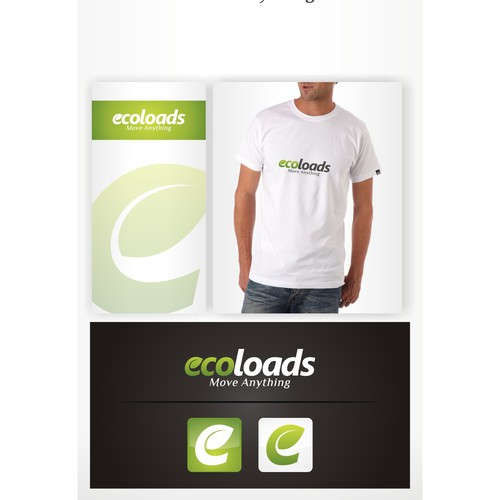 Ecoloads needs a new logo