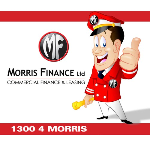 Finance Company requiring a mascot for Promotional Events
