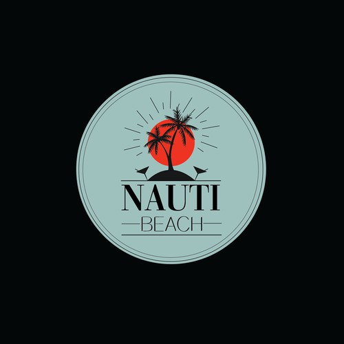 logo design for rum brand