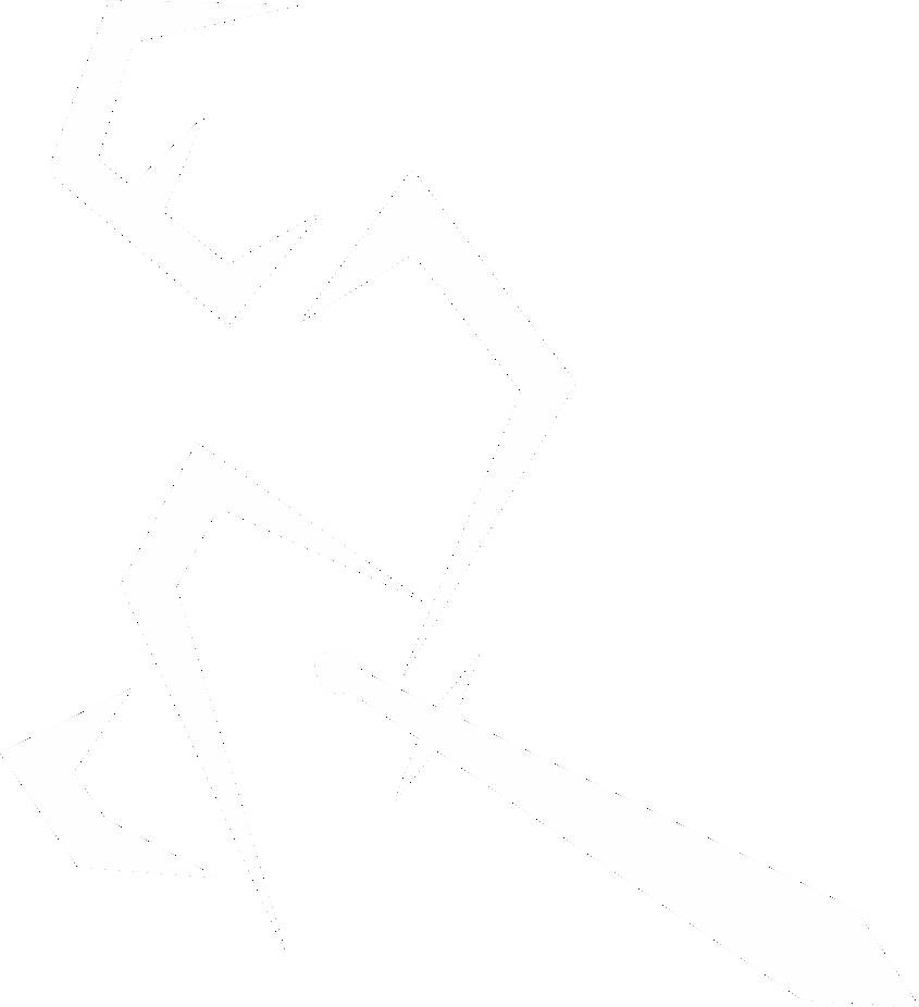 Logo where Rock 'n roll meets a pharmaceutical company