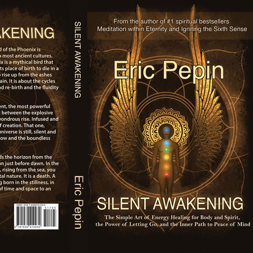 Cover for bestselling Silent Awakening by Eric Pepin