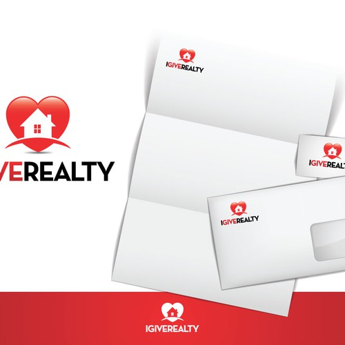 Create the next logo for I Give Realty