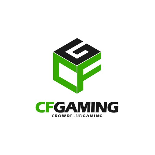 CFGAMING Logo Design