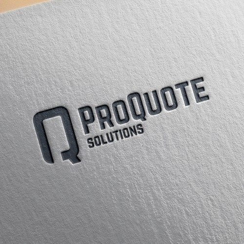 PQ monogram