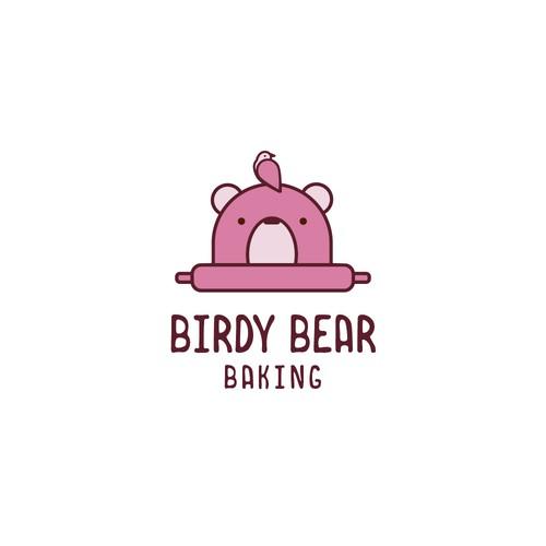 BordyBear Baking Logo