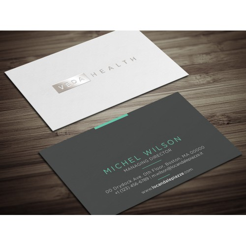 Busines Card Design