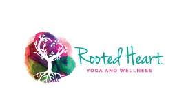 Creative Yoga and Wellness logo design!!