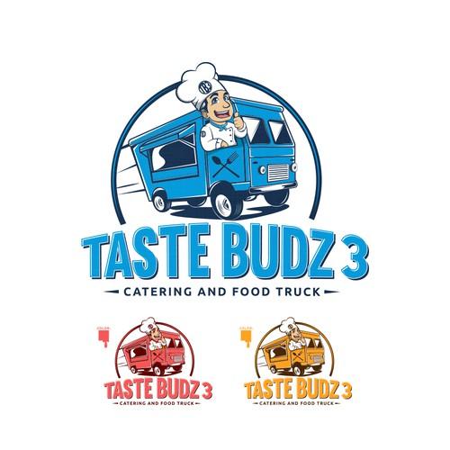 Logo for Taste Budz 3.
