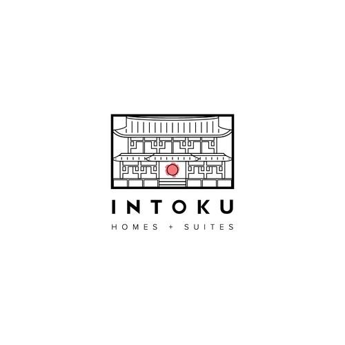 Intoku Logo Design