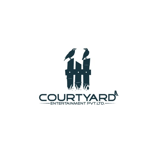 New logo wanted for Courtyard Films Pvt. Ltd.