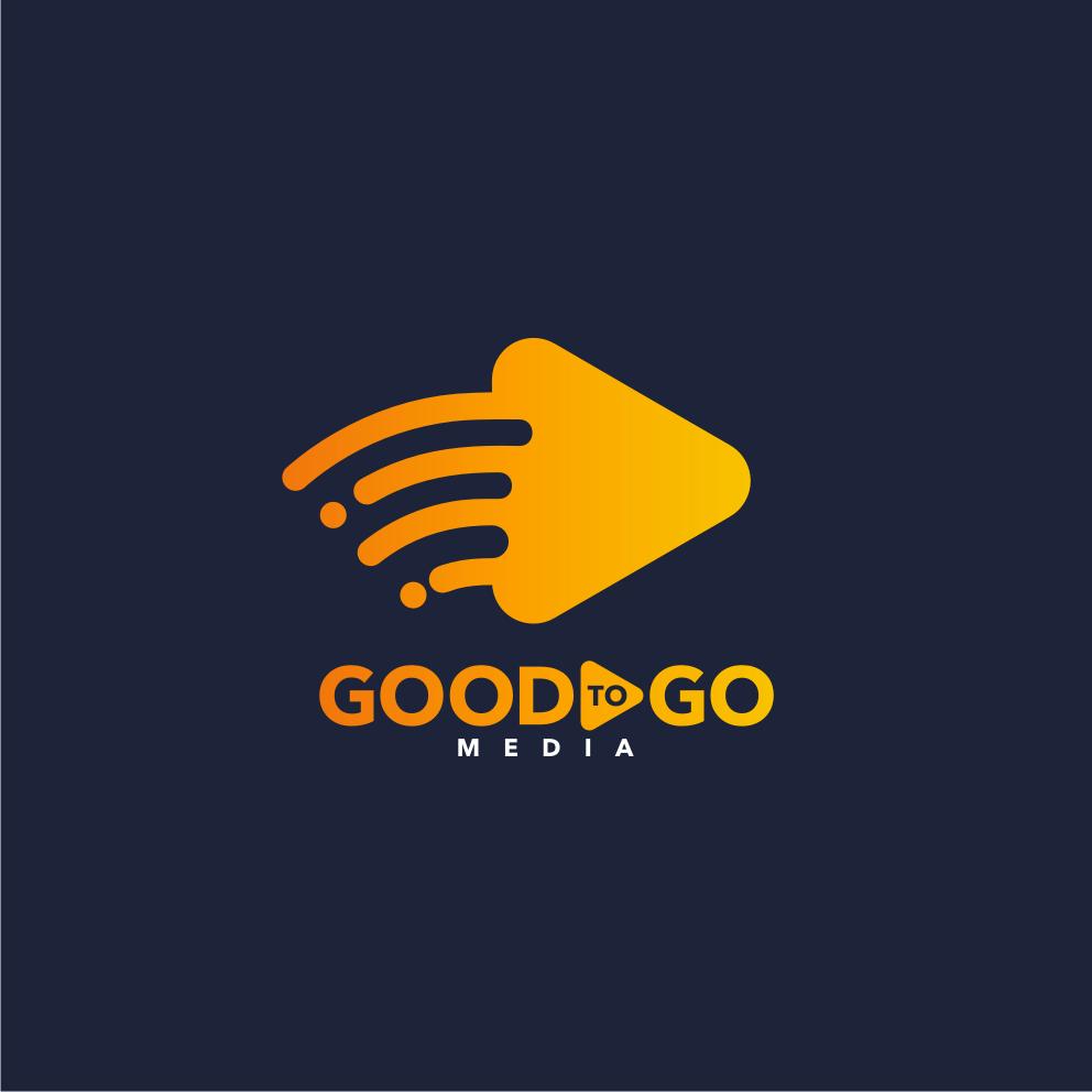 New media company needs edgy-catchy logo