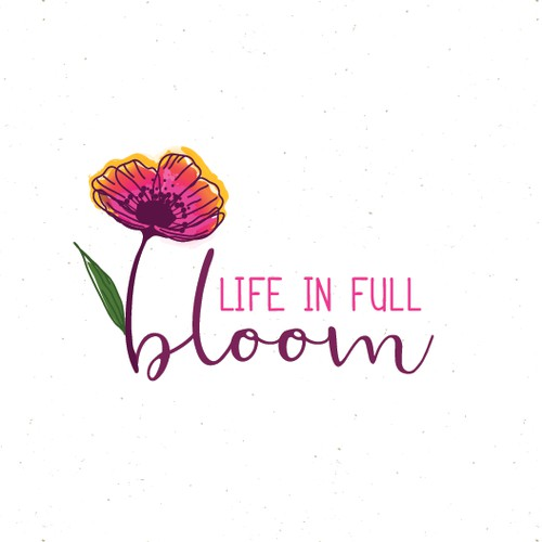 life in full bloom
