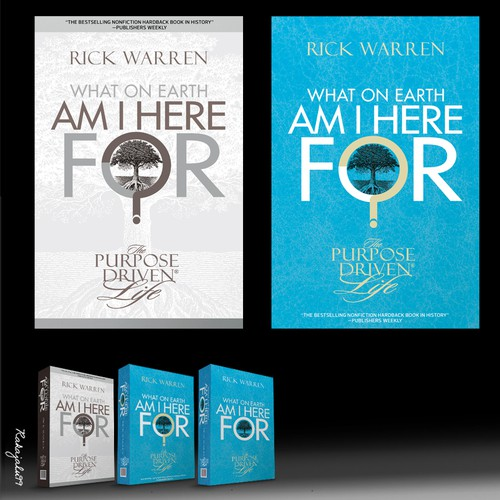 Rick Warren cover book