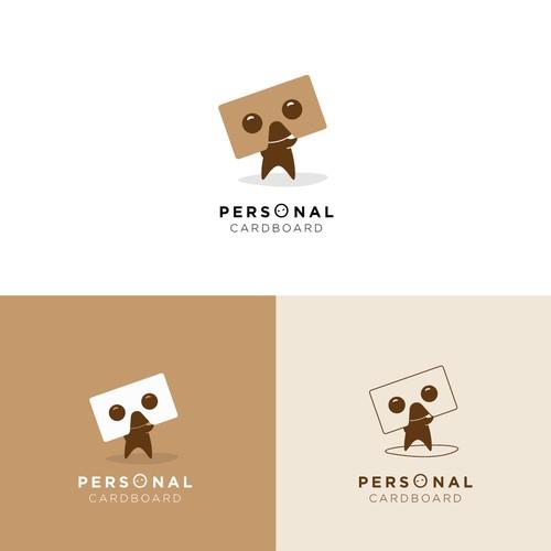 Logo for Personal cardboard