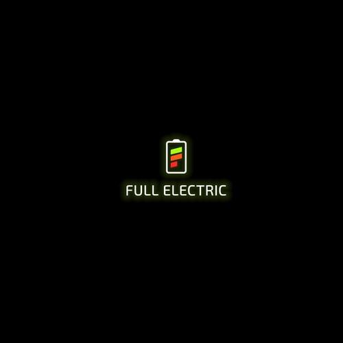 logo for a electric car dealer
