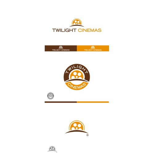 Seeking a striking logo for portable cinema rental business