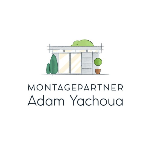Logo for Montagepartner Adam Yachoua