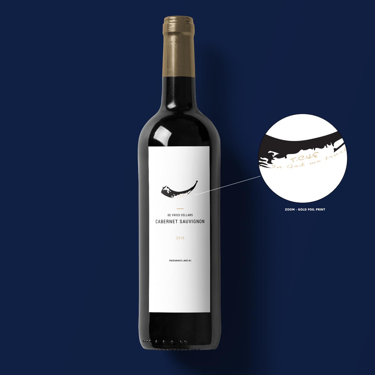 Design my wine Label