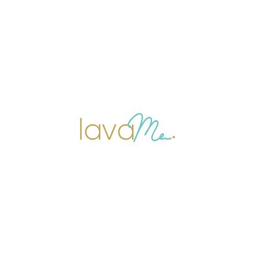 Elegant Logo For LavaMe