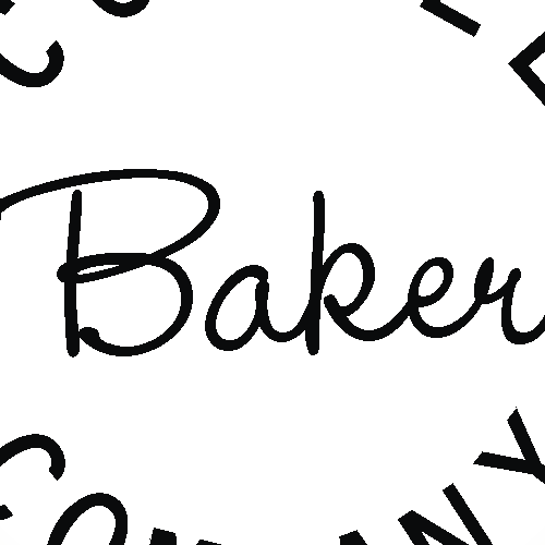 Create the next logo for Baker Coffee Co.