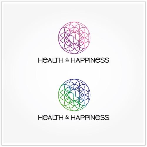 Bold identity for UK health & wellness company