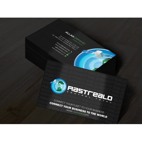 CREATE BUSINESS CARD FOR A $19 TRILLION  INDUSTRY