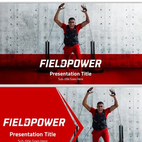 Sports Fitness Presentation