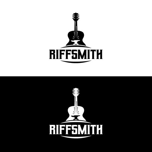 RiffSmith logo design