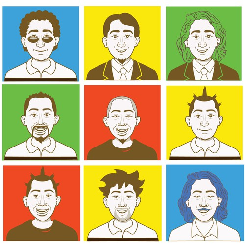 Need 200 awesome avatars designed for an app